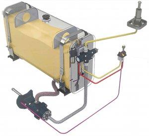 سیستم هیدرولیک پمپ 9 پیستون